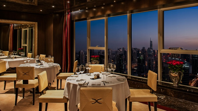 Kitchen 45 at Embassy Dubai