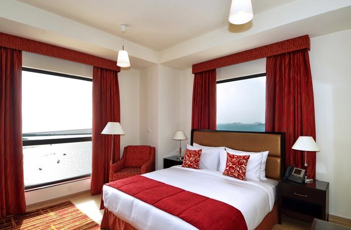 Amwaj Suites one bed