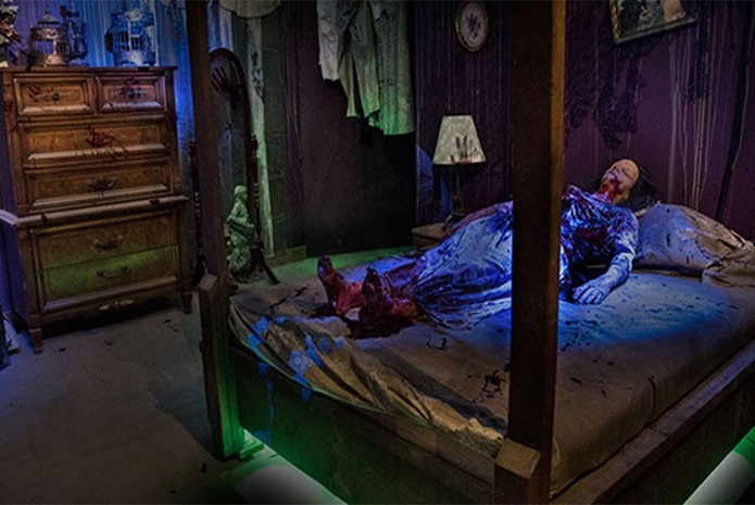 Hysteria Haunted House Dubai