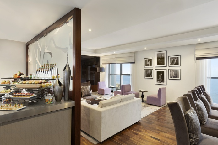 31st Floor Club Lounge