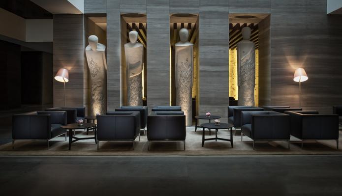 InterContinental Dubai Marina The Gallery Lounge