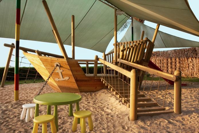 Sheraton Jumeirah Beach Resort kids playground