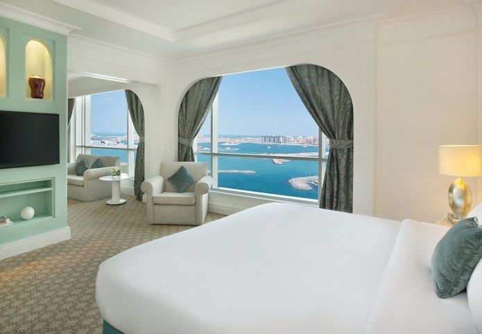 Habtoor Grand Resort Room