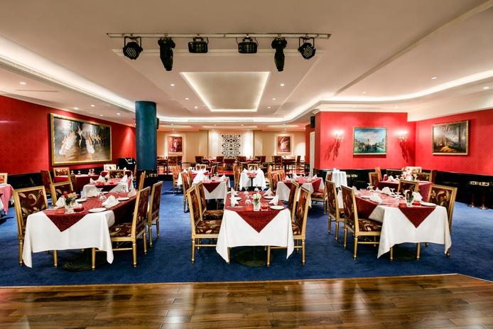 Tchaikovsky Russian Restaurant & Night Club