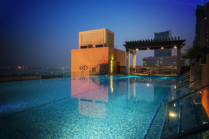 Sofitel Dubai Jumeirah Beach Pool