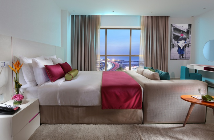 Deluxe Room Marina View