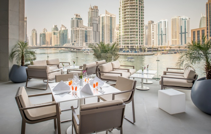 InterContinental Dubai Marina Terrace
