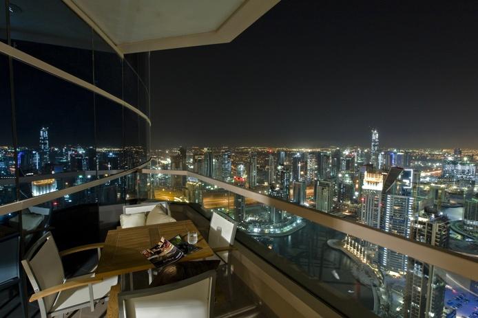 Dubai Marriott Harbour Hotel & Suites - Views - Dubai Marina