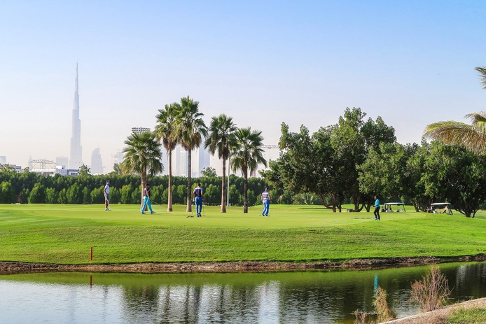 Meydan Golf Course