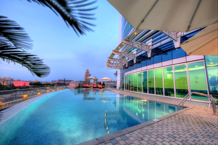Tamani Marina Hotel Swimming Pool