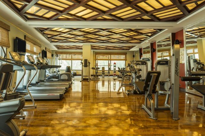 So FIT Gym at Sofitel hotel