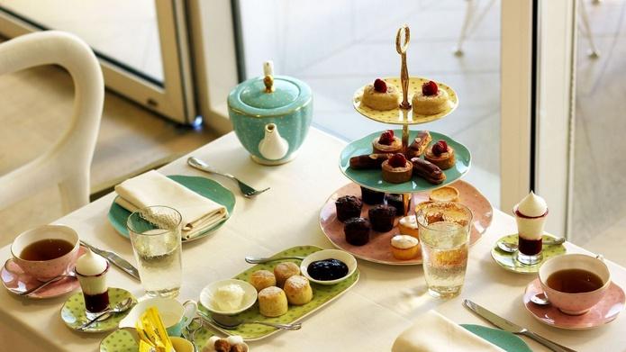 Rhodes W1 Afternoon Tea
