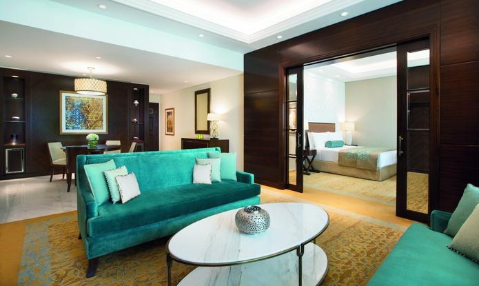 The Ritz-Carlton Dubai suite