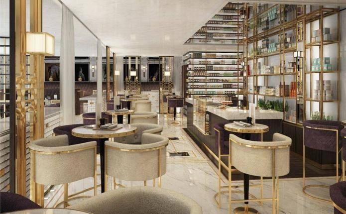 Cafe Society - Tamani Marina Hotel
