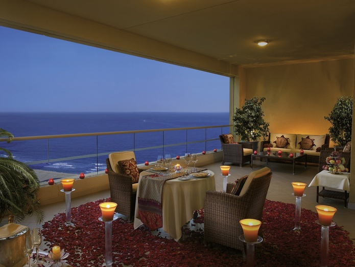 Habtoor Grand Resort Romantic Dinner