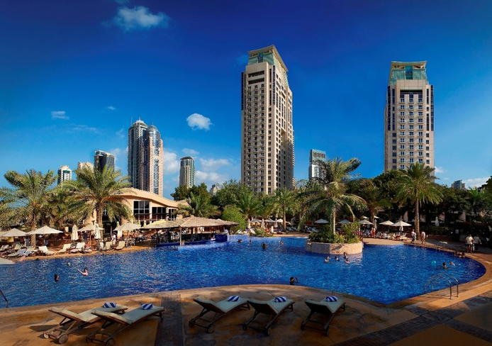 Habtoor Grand Resort Buildings