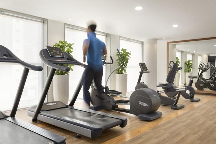 Gym-Fitness Centre
