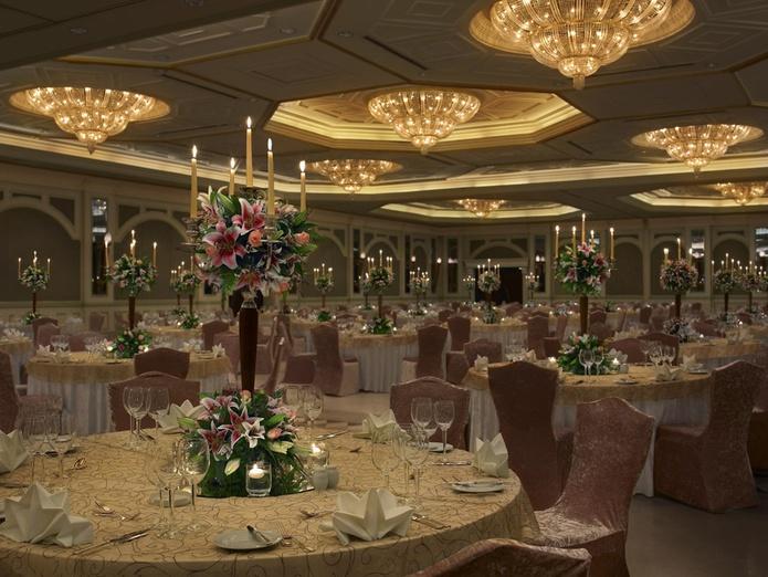 Habtoor Grand Beach Resort wedding