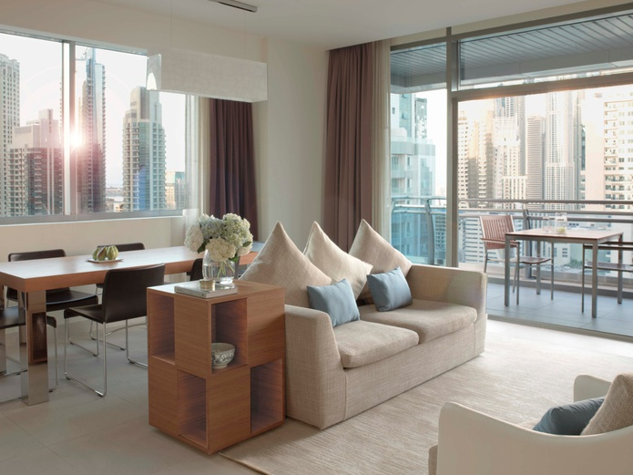 Radisson Blu Residence Dubai Marina - Two Bedroom Residence