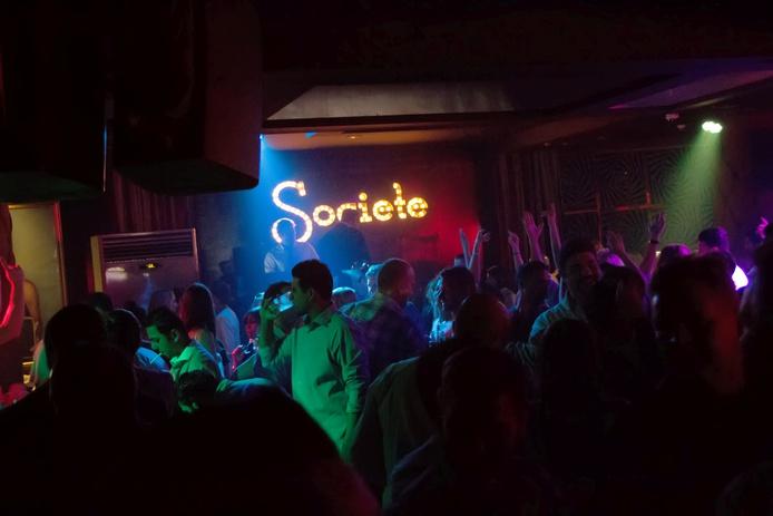 Societe Dubai Nightclub party
