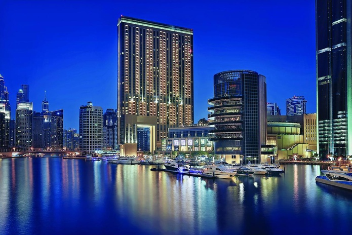 Address Dubai Marina Building