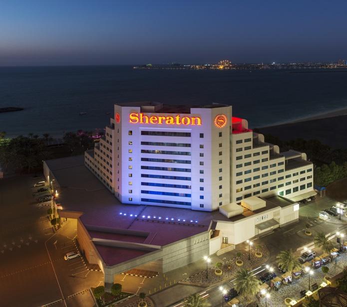 Sheraton Jumeirah Beach Resort building
