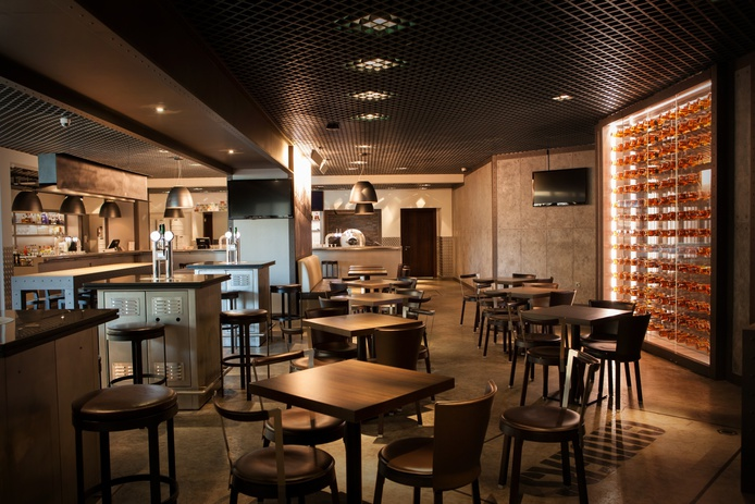 Girders Bar