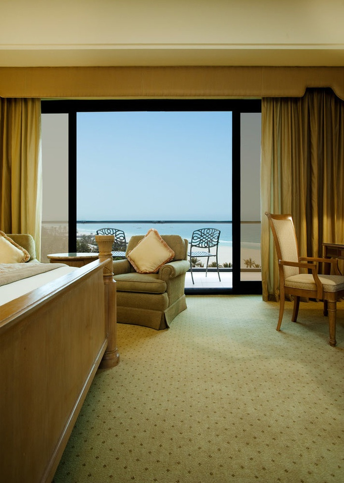 Le Royal Meridien - Royal Club Suite with Sea View