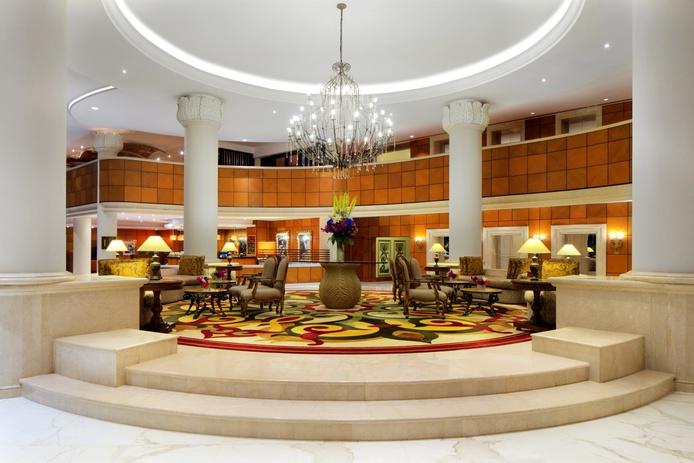 Sheraton Jumeirah Beach Resort Lobby