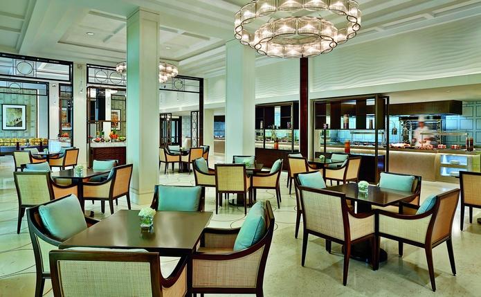 The Ritz-Carlton Dubai restaurant