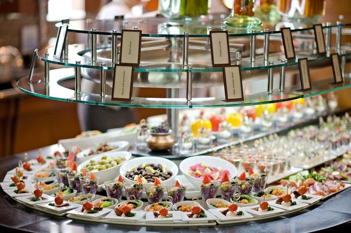 Oceana Restaurant buffet