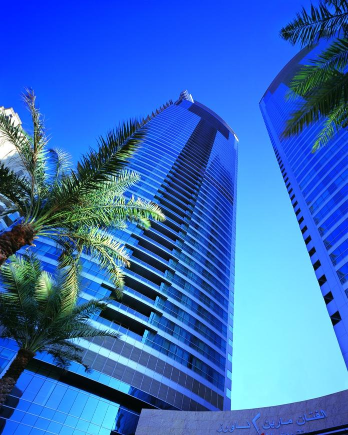 Oasis Beach Tower