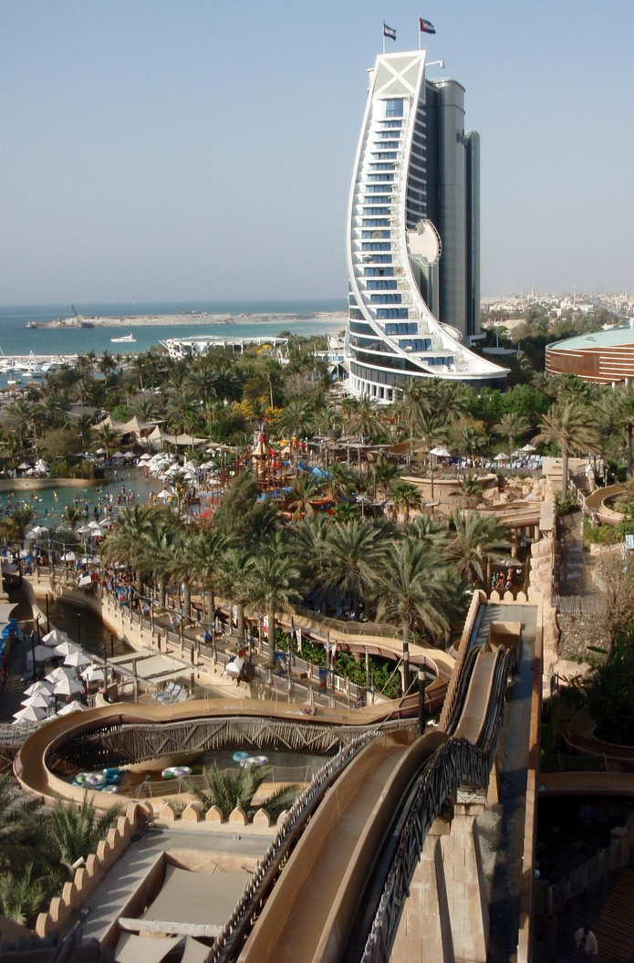 Jumeirah Sceirah view on Burj al Arab