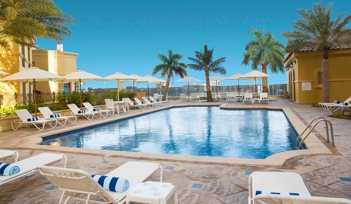 Amwaj Suites Swimming Pool