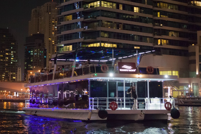 Xclusive Dinner Cruise Dubai Marina