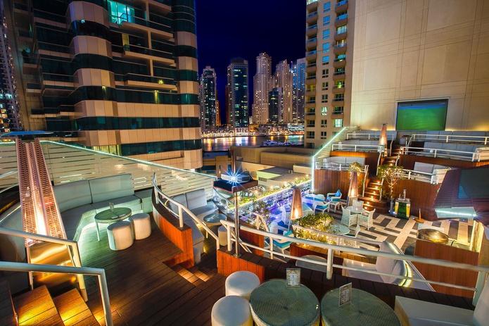 Arena Shisha Terrace