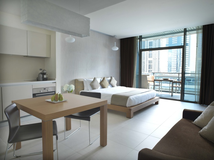 Radisson Blu Residence Room