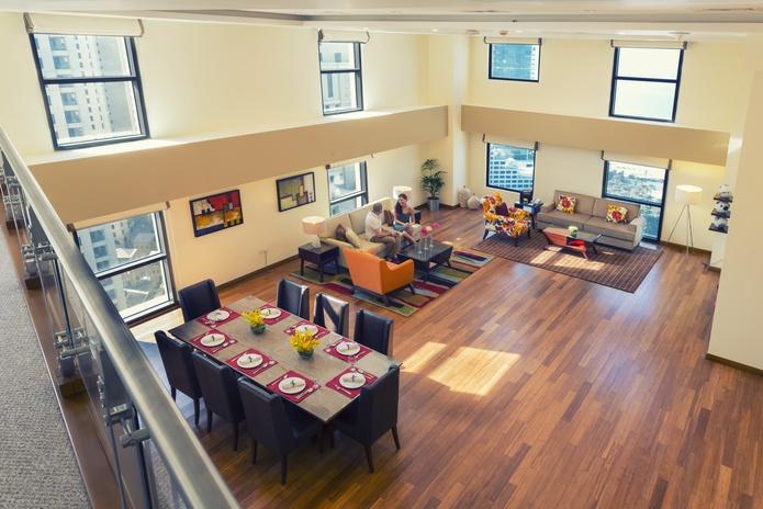 Amwaj Suites Loft