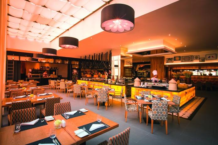 The Talk Restaurant