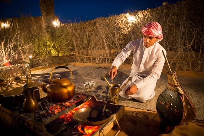 Bedouin Cooking