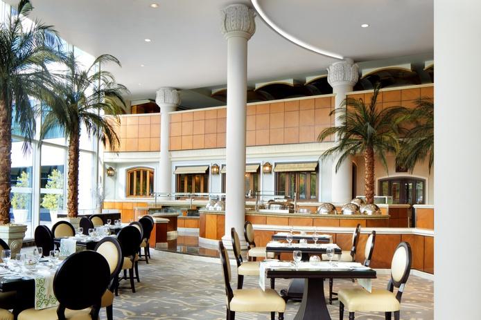 The Palm Garden Restaurant