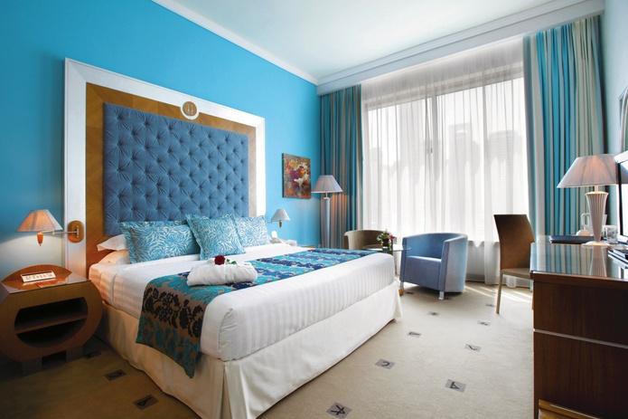 Marina Byblos Hotel bedroom