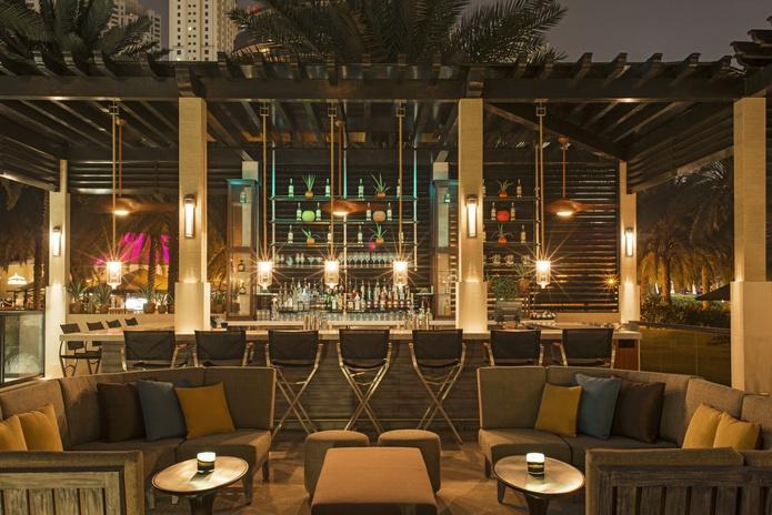 Maya Modern Mexican Kitchen terrace bar