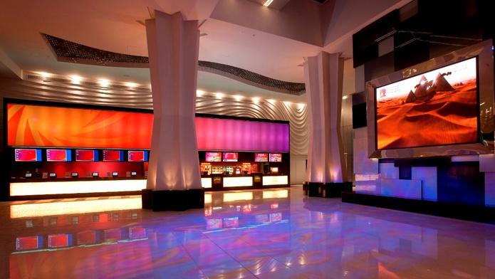 Reel Cinemas in the Dubai Marina Mall