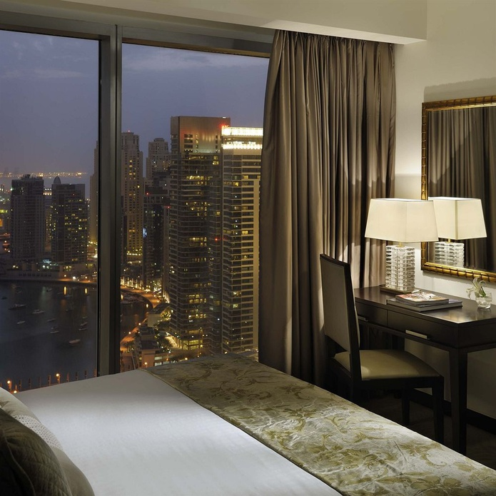 Address Dubai Marina Premiere Suite Marina View