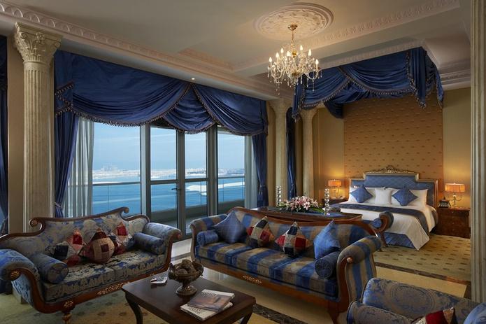 Habtoor Grand Beach Resort royal suite