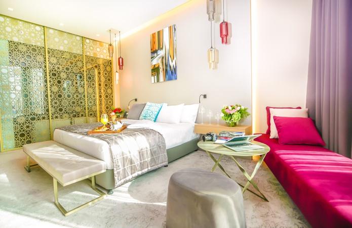 Rixos Premium Dubai Deluxe Room