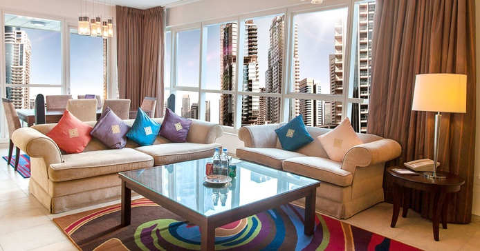 Dubai Residence Room