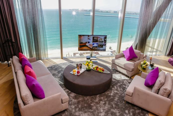 Rixos Premium Dubai Premium Corner Suite