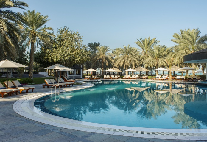 Sheraton Jumeirah Beach Resort Pool